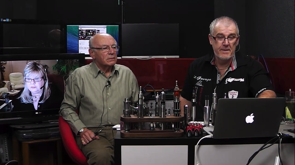 Thursday 25th September - 21:00 GMT  Keith and Dave look at all kinds of Kanger Kit, get toothy in a blue way and look at mainstream battery units.