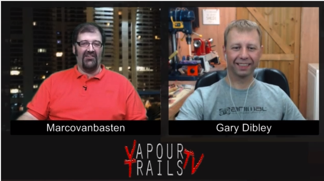 Tuesday 12th May - 21:00  Garry & Marco look back at last week's Vapejam UK event, and look forward to the next event Ecig Expo in Harrogate on 27th & 28th June... With an interview with the organisers...  Links :  http://www.ecigexpo.co.uk/